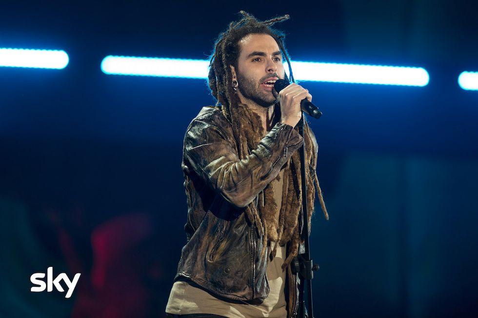 Marco Saltari X Factor 13