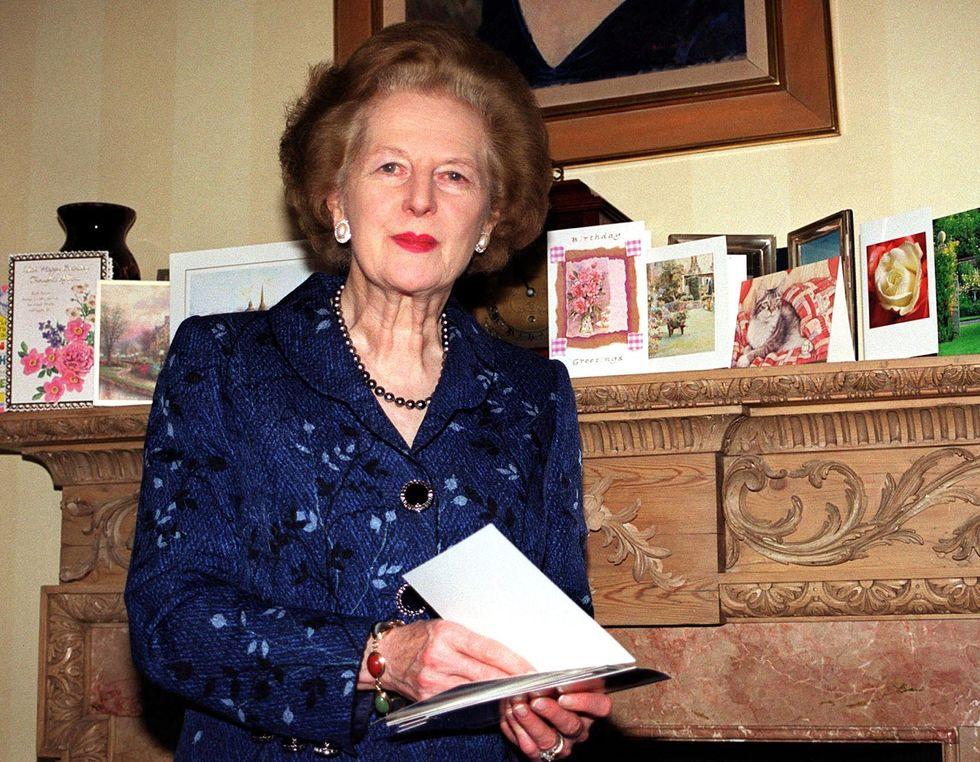 """Rossella: """"La Thatcher, una Churchill in gonnella"""""""