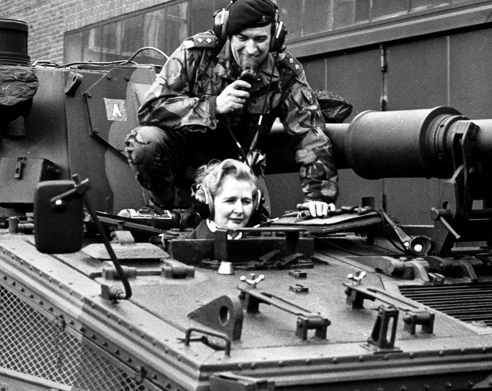 L'incompresa grandezza di Margaret Thatcher
