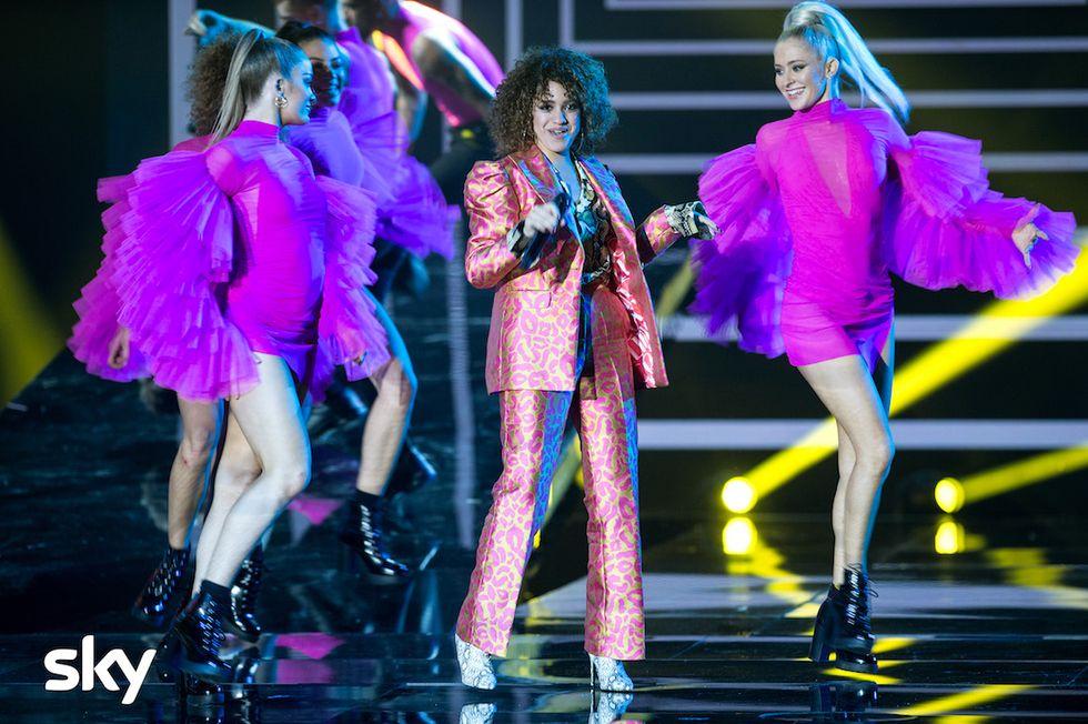 Mariam Rouass X Factor 2019