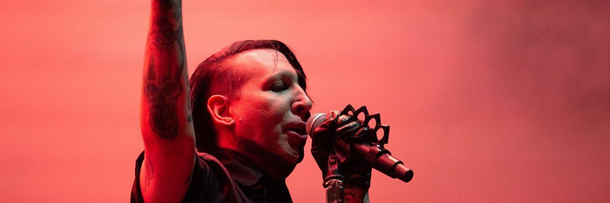 Marilyn Manson accusato di molestie