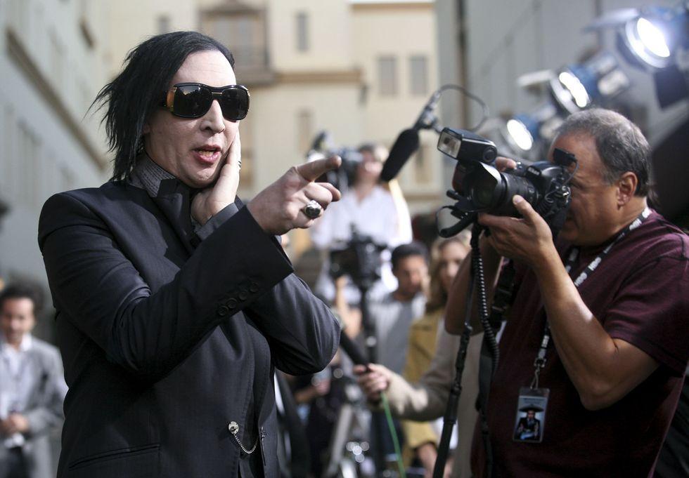 Ricette Rock: Plum cake alla Marilyn Manson