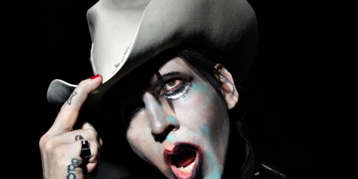 L'album del giorno: Marilyn Manson, We are chaos
