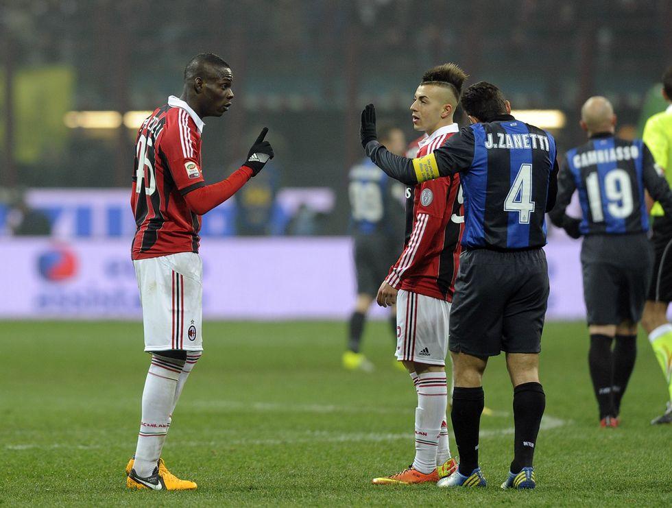 Inter - Milan 1-1, le immagini più belle