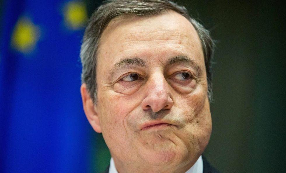 Mario Draghi Commissione sugli Affari monetari ed economici del Parlamento europeo