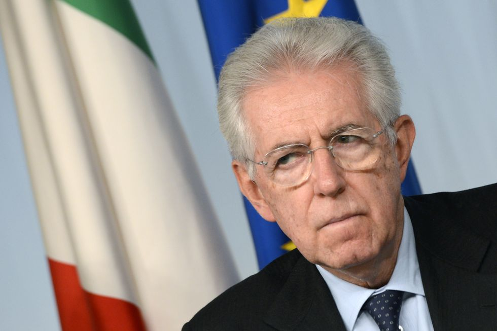 Mario Monti, non così super (a meno che non si ricandidi)