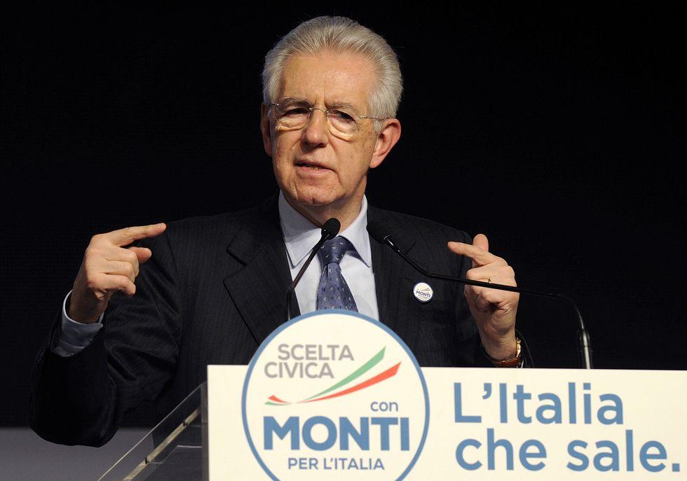 C'era una volta Mario Monti