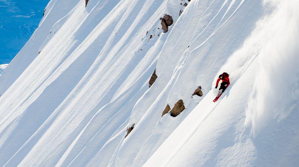 A lezione di freeride (e di vita) dai fenomeni dello sci fuoripista