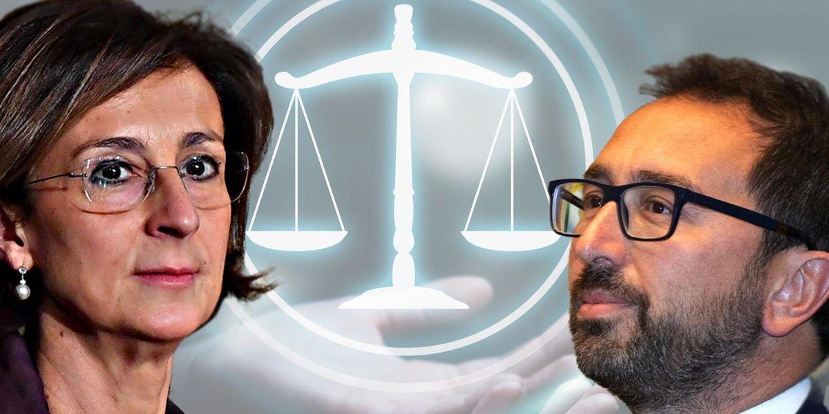 Marta Cartabia Alfonso Bonafede ministro giustizia