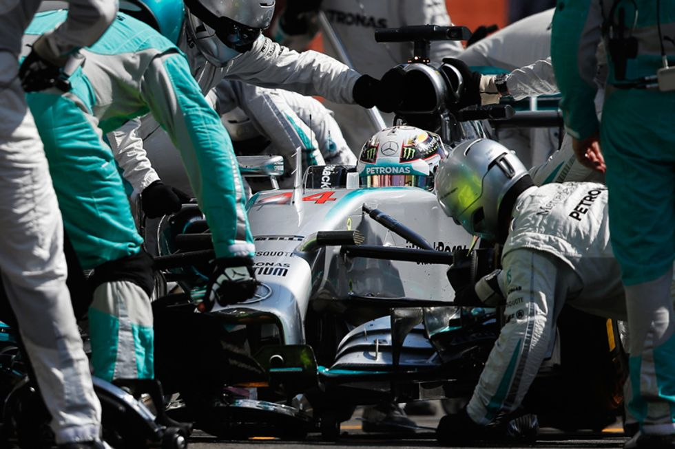 GP Monza: Lewis Hamilton è il favorito