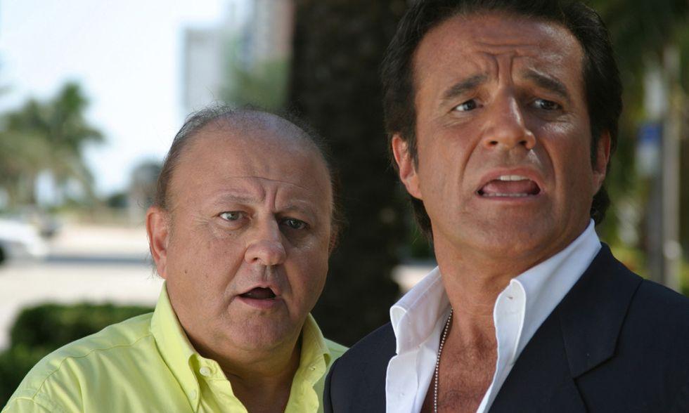 Massimo Boldi e Christian De Sica