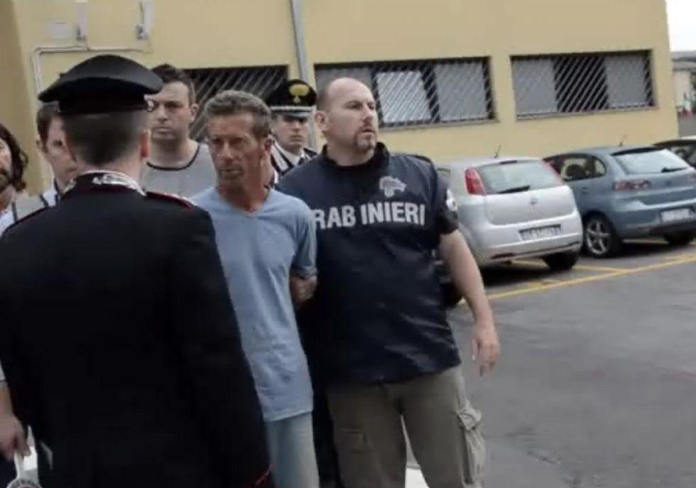 Bossetti era fuori dalla palestra la sera della scomparsa di Yara Gambirasio