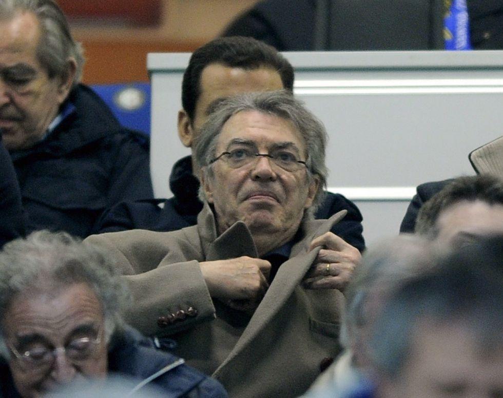 Moratti, l'Inter e gli arbitri: c'eravamo (non) amati
