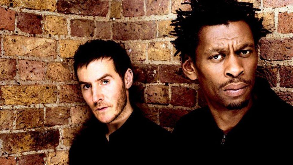 Massive Attack in concerto a Milano,Firenze, Roma e Napoli