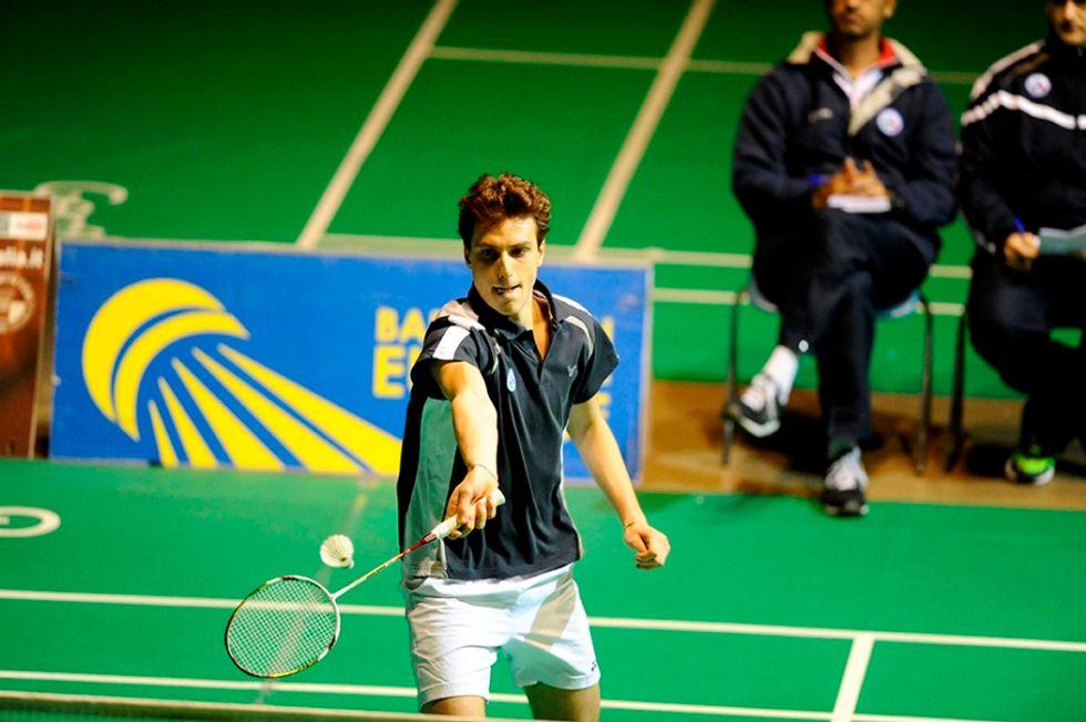 Il badminton secondo Matteo Bellucci