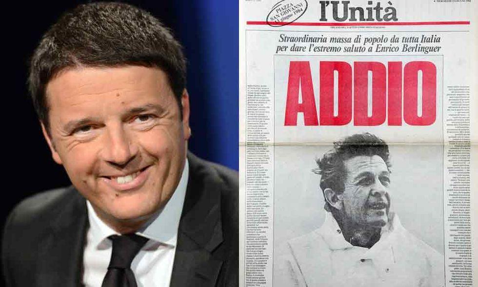 Europee: Renzi ha preso davvero più voti di Berlinguer?