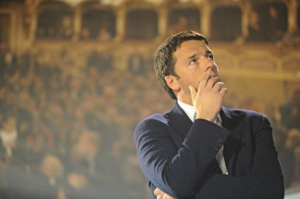 """Renzi: """"Troppa mitologia sul patto del Nazareno"""""""