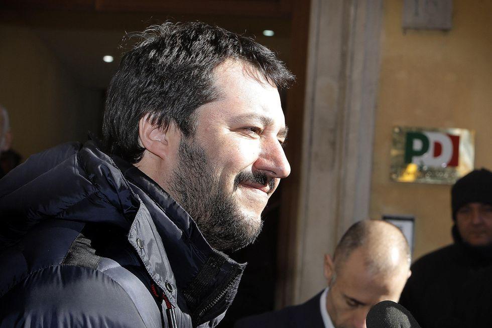 Esami di maturità: è la volta di Matteo Salvini