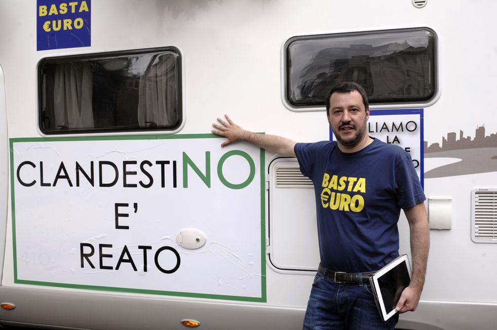 La comunicazione di Matteo Salvini: i 3 punti principali