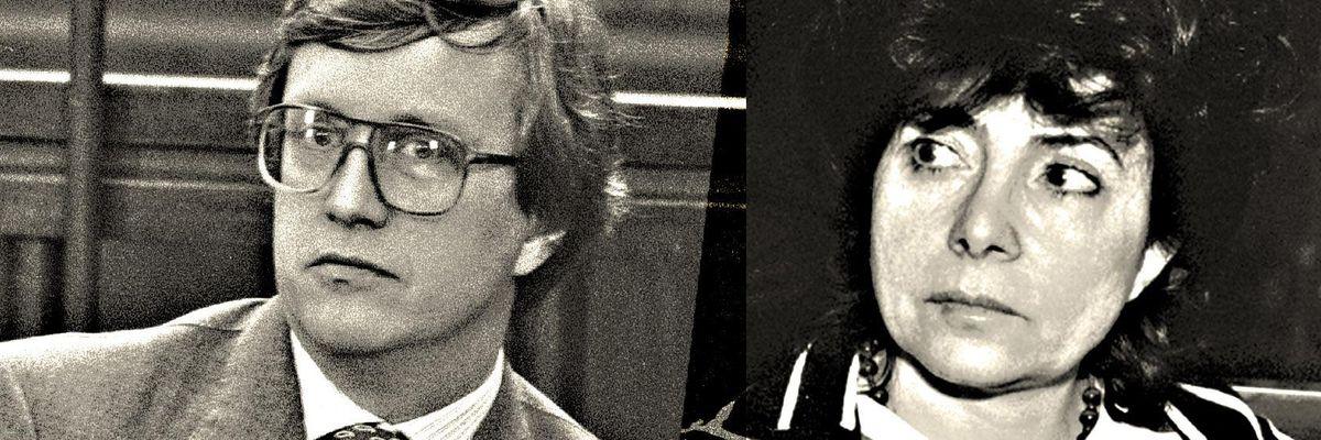 Maurizio Gucci e Patrizia Reggiani