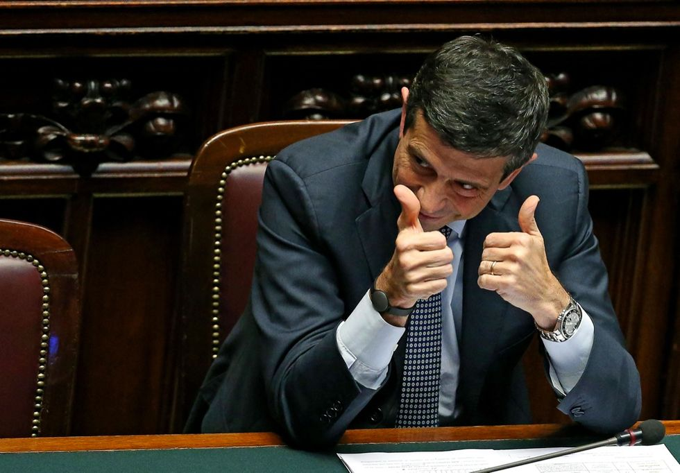 Maurizio Lupi si dimette