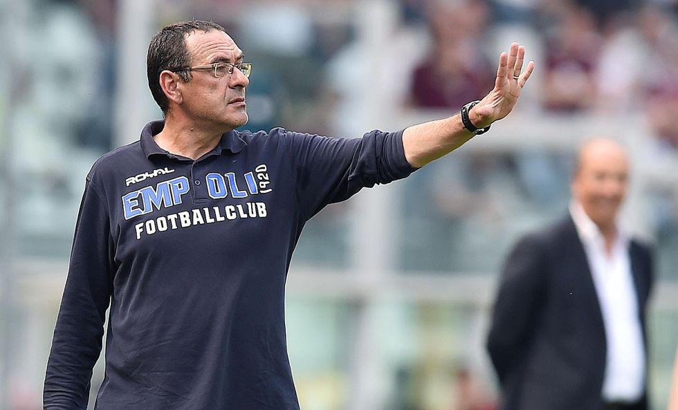 Maurizio Sarri non è più l'allenatore dell'Empoli