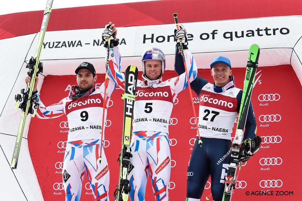 """Blardone: """"Vi racconto il mio podio da record in Giappone"""""""