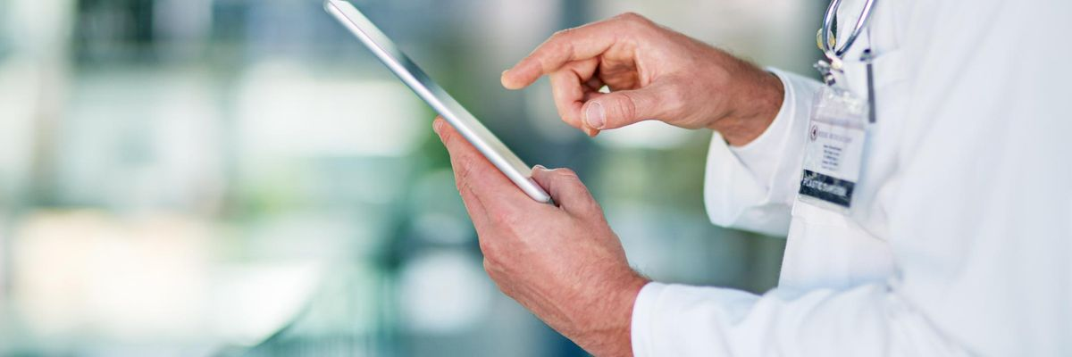 medici sanità tecnologia