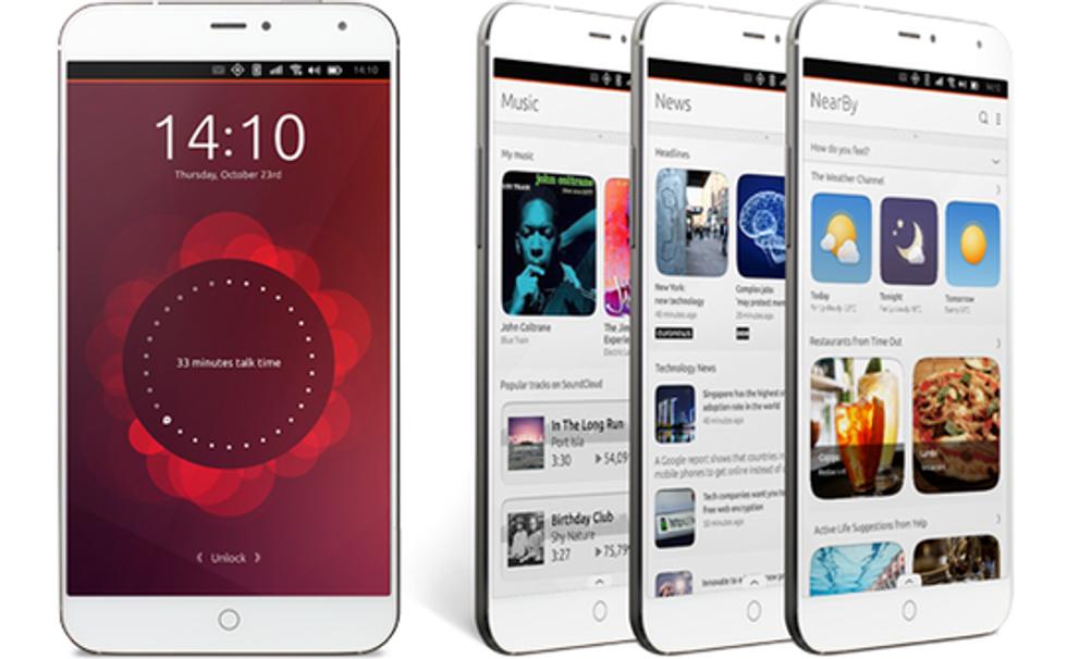 Meizu MX4 Ubuntu Edition arriva in esclusiva per l'Europa