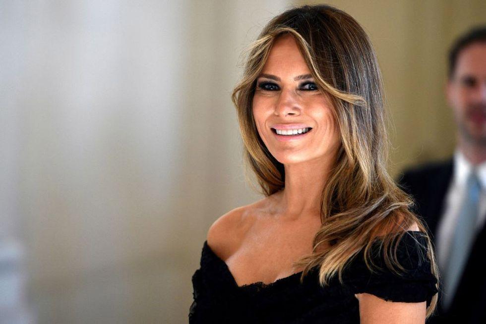 Melania Trump: scoppia il gossip sul presunto amante