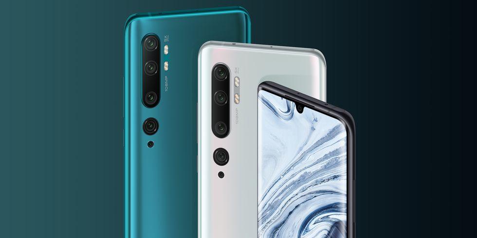 Xiaomi presenta Mi Note 10, il cameraphone dell'anno