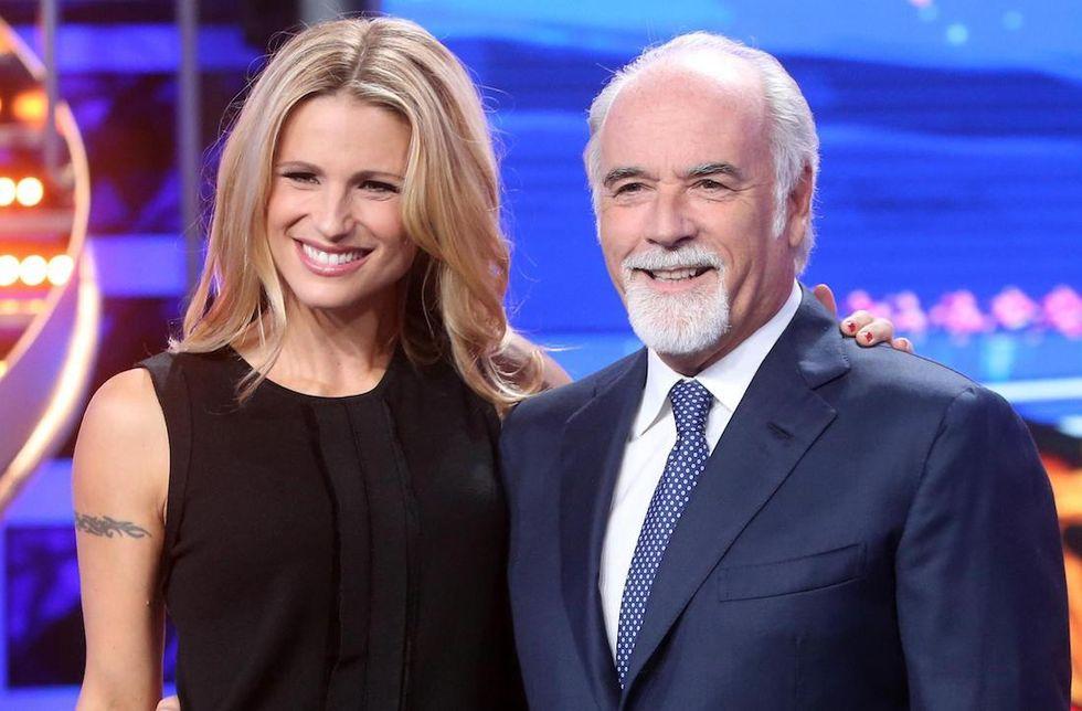 Michelle Hunziker e Antonio Ricci