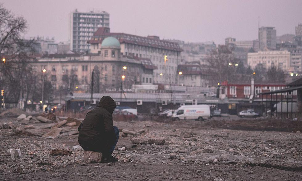 Migranti in Serbia