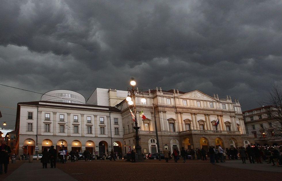 Alexander Pereira is the new head of La Scala opera in Milan