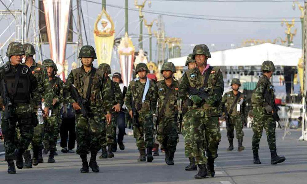 Tailandia, tutto il potere alla giunta militare