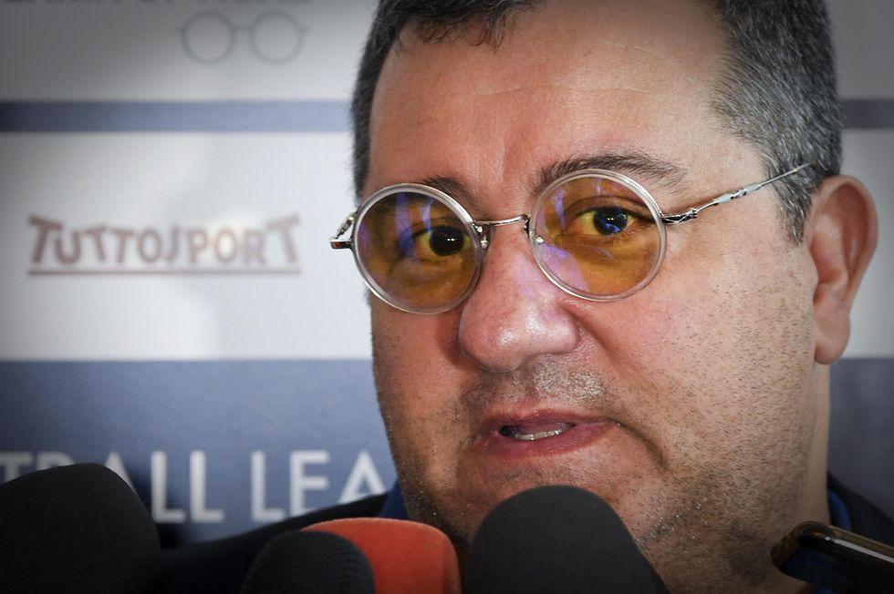 mino raiola classifica procuratori pagati ricchi 2019