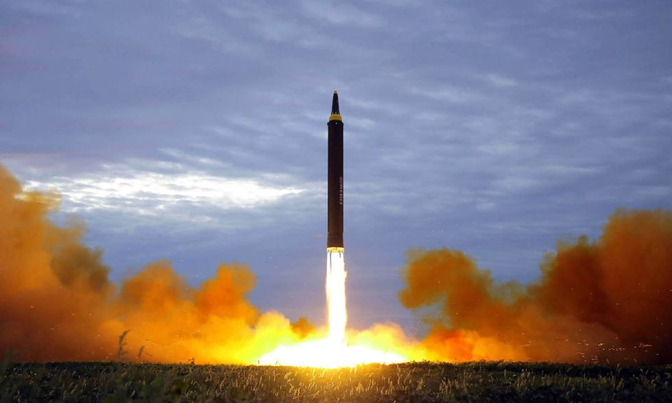 Missile balistico nordcoreano