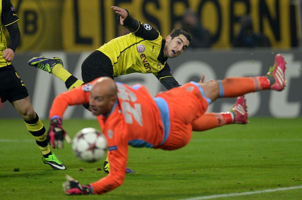 Dortmund-Napoli 3-1. Ora si fa dura