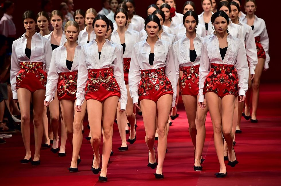 Why Asians love Dolce e Gabbana's style