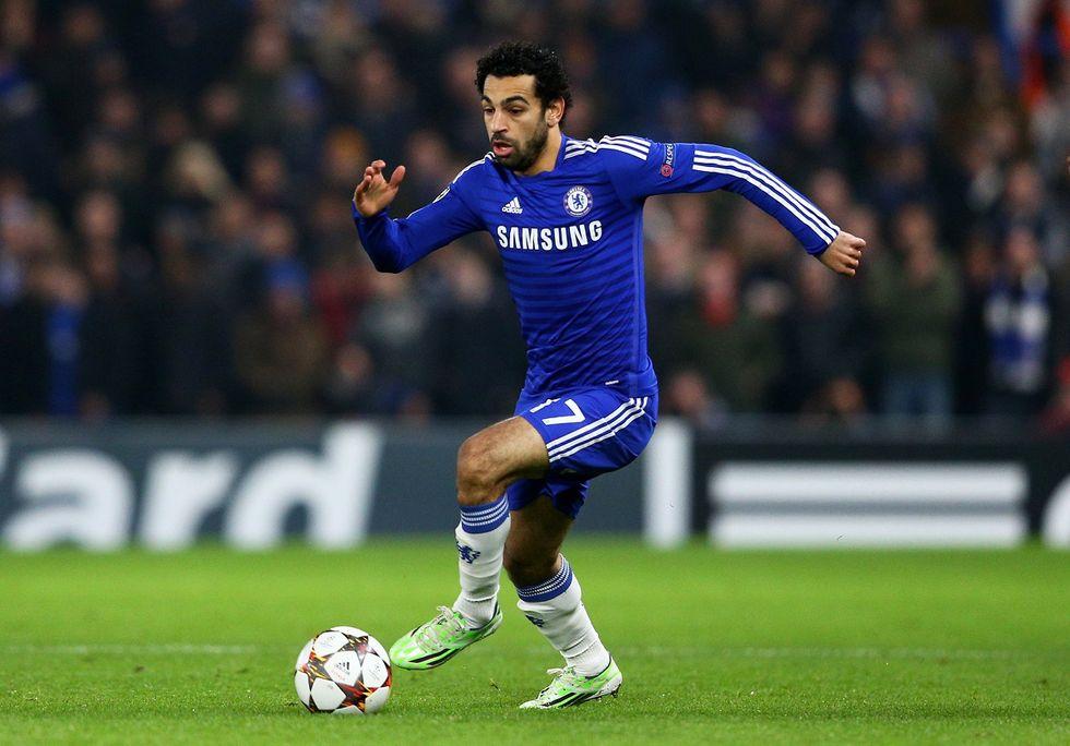 La Roma ad un passo da Salah del Chelsea