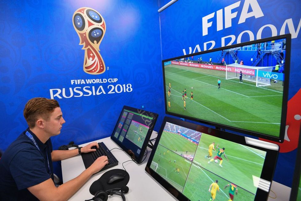Mondiale Russia 2018 Var come funziona