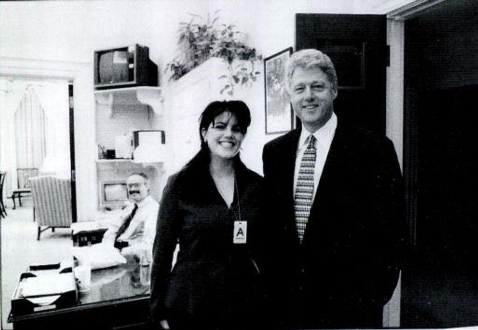 Monica Lewinsky 20 anni dopo: che fine ha fatto