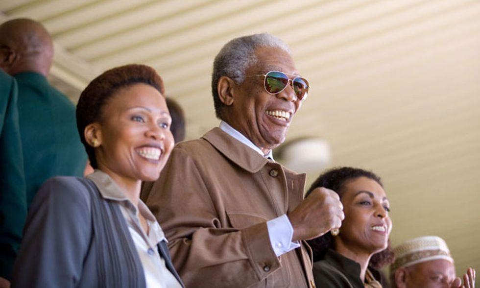 Nelson Mandela, un eroe anche al cinema