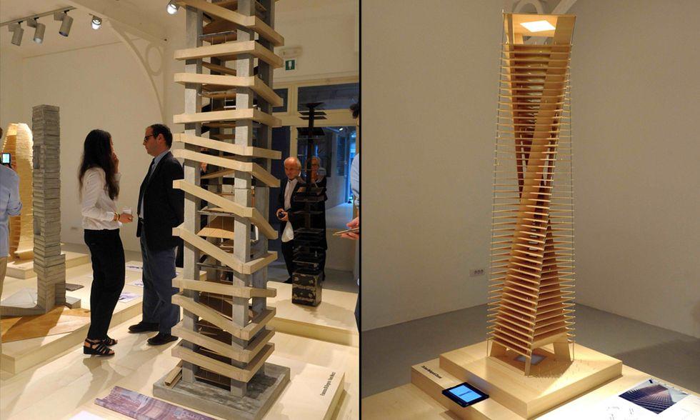 A Milano giovani architetti grattano il cielo