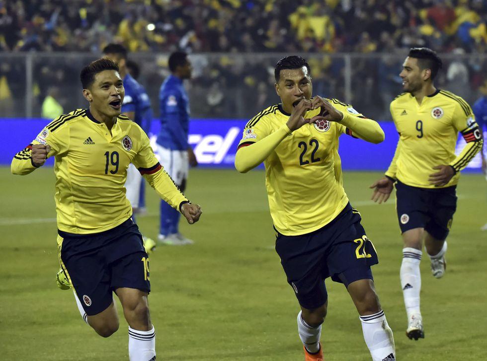 Copa America, i goal: Colombia-Brasile 1-0