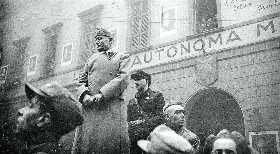 Aprile 1945: gli ultimi giorni di Mussolini