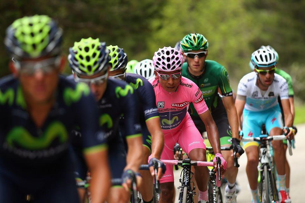 Ciclismo: guida al Giro d'Italia 2015