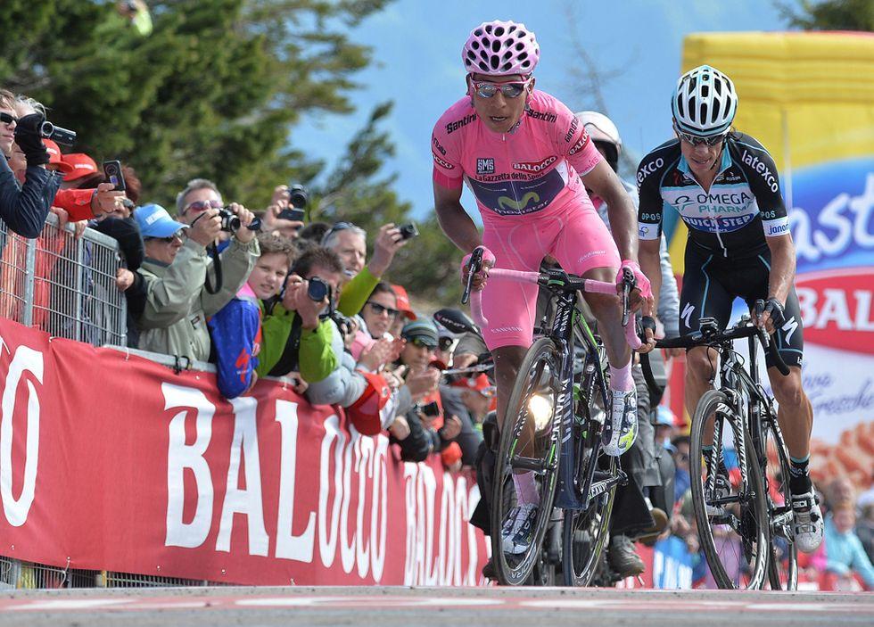 Le pagelle del Giro d'Italia 2014