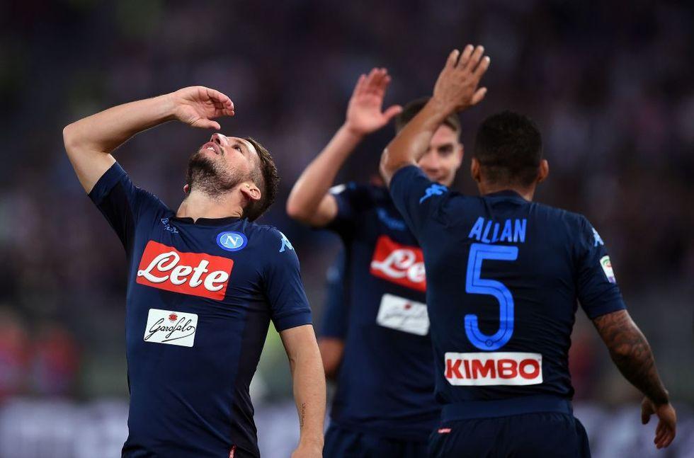 Napoli Juventus scudetto serie a 2017 2018