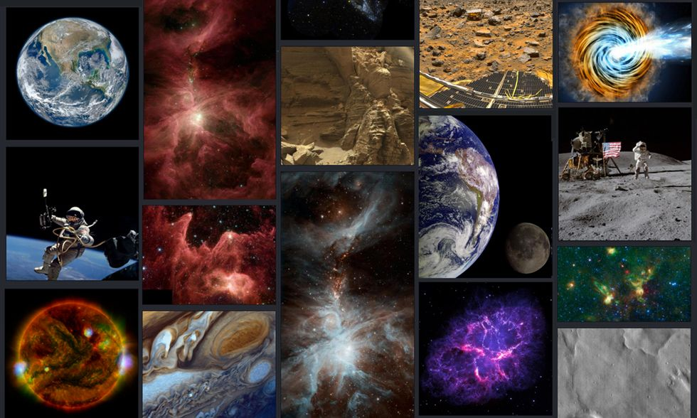 NASA Archivio
